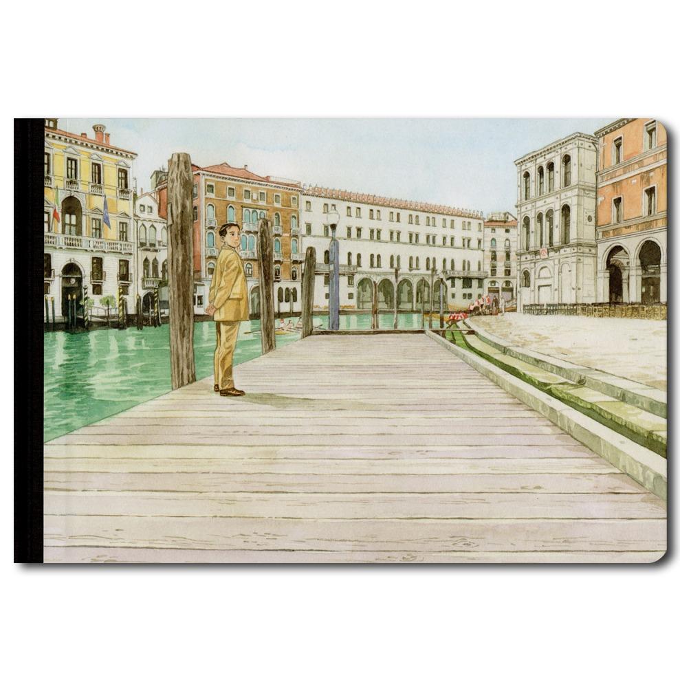 Louis Vuitton Travel Book series Venice ルイ・ヴィトンによる、イラストレーターが世界の各都市を描いたトラベルブック ヴェネツィア